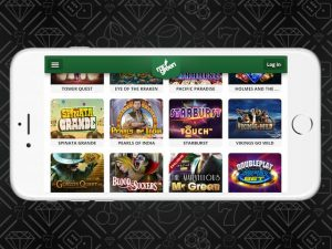 Are the top mobile casinos for slots gaming easy to find?