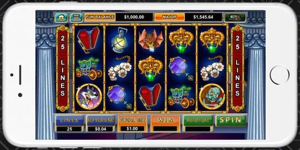 Who is the software provider of Lucky Red Casino slots?