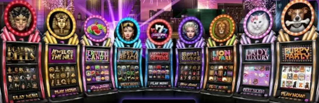 Why playing slot games for bonuses is so entertaining?