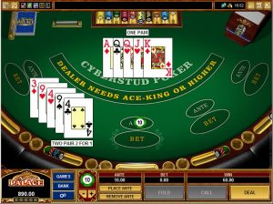 why to play poker at the spin palace betting site