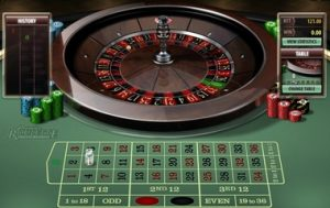 would you bet on the spin palace roulette