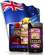 where can you spin the new zealand mobile slots