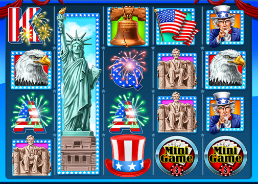 Would you wager money on US slot games online?
