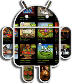 Can online casino players quickly switch to Android mobile slots?