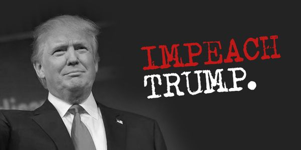 Why are the odds for Trump's impeachment increasing?