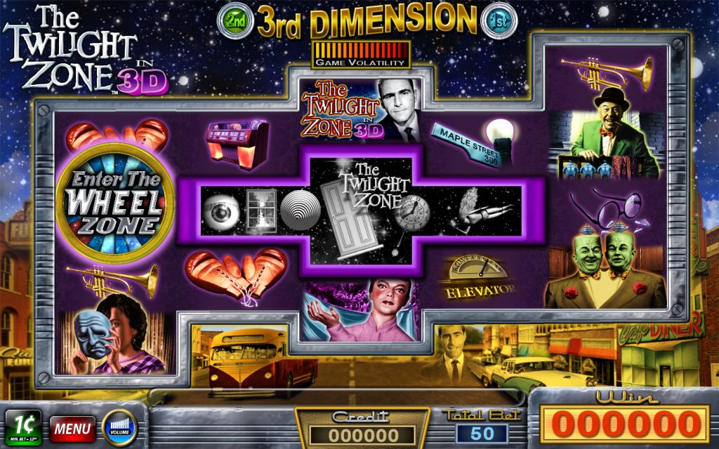 why to consider betting on the twilight zone slots
