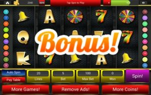 Which are the best types of bonuses for online slots?