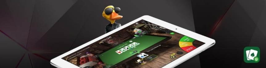 Unibet Poker mobile application