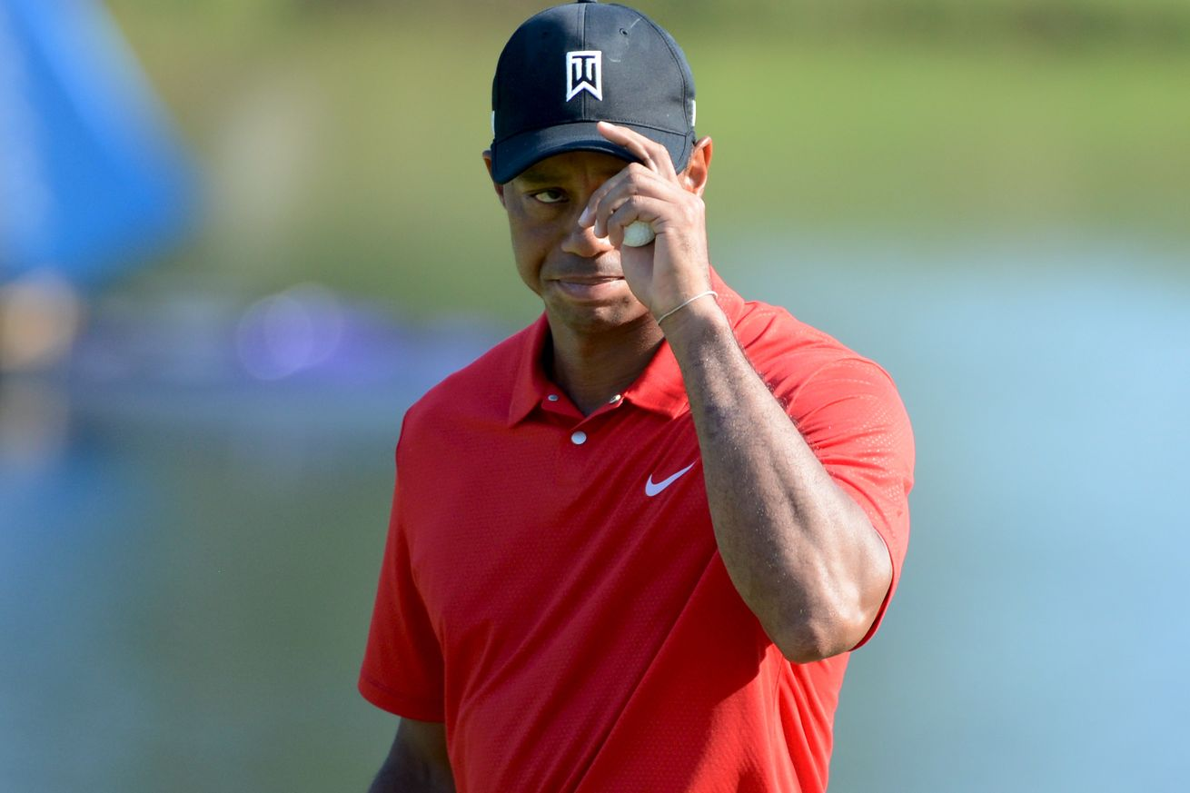 The Oddsmakers in Vegas Still Believe in Tiger Woods
