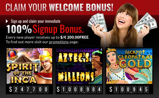 Can you enjoy online betting via bonus at casino extreme?