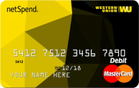 How to use the Western Union card online?