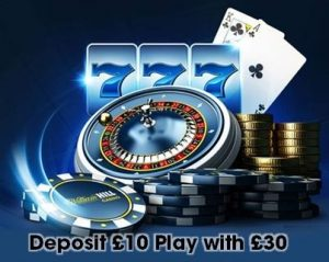 what are the best bonuses at william hill casino review
