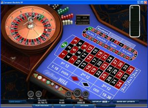 is online roulette among the william hill game options